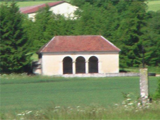 Le Lavoir de Perrogney les Fontaines (52)