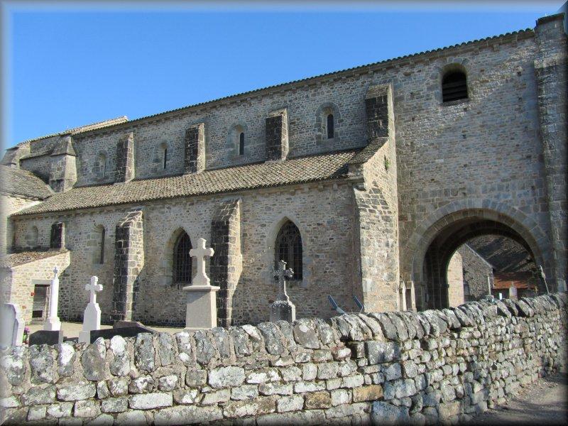 L'Eglise de Mont Saint Vincent