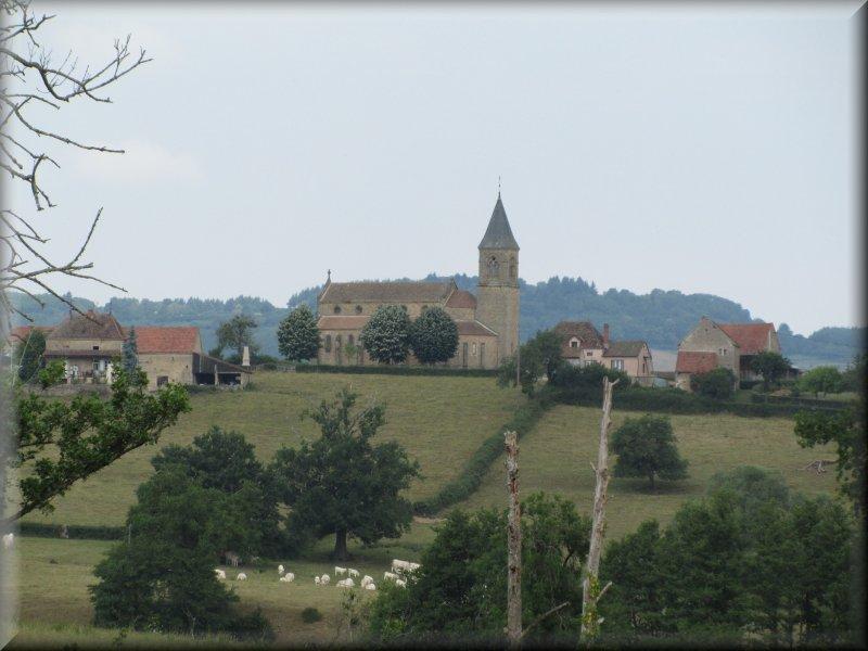 L'Eglise de Saint Martin de Salencey