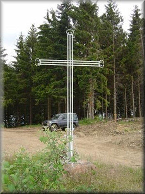 La Croix de Fer, Ranchal