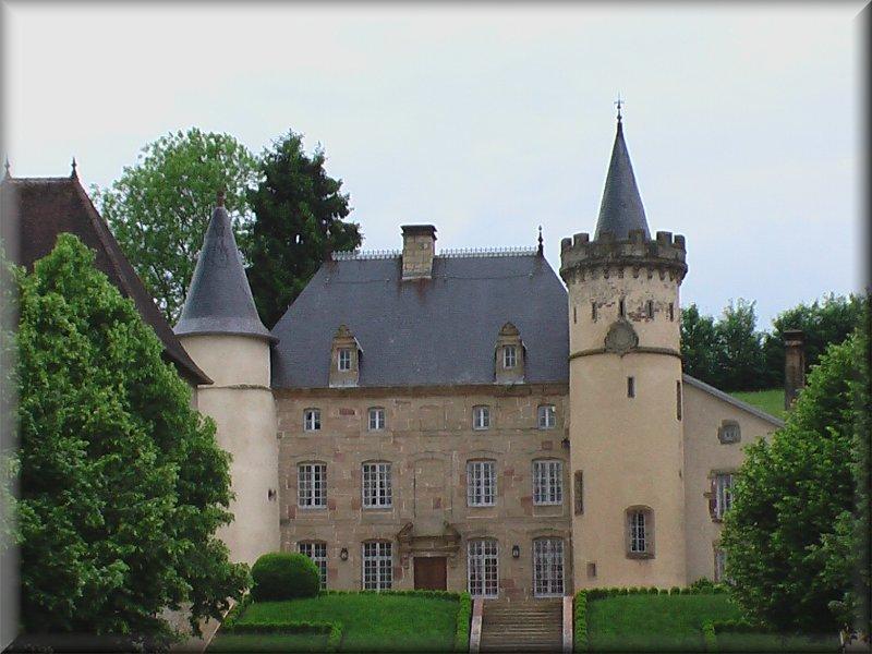 Le Château de Lichecourt