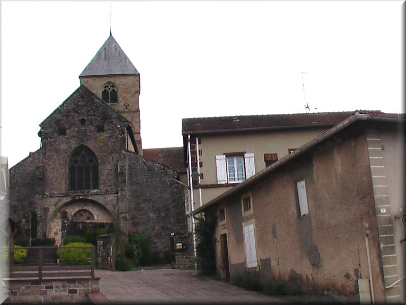 L'Eglise de Relanges