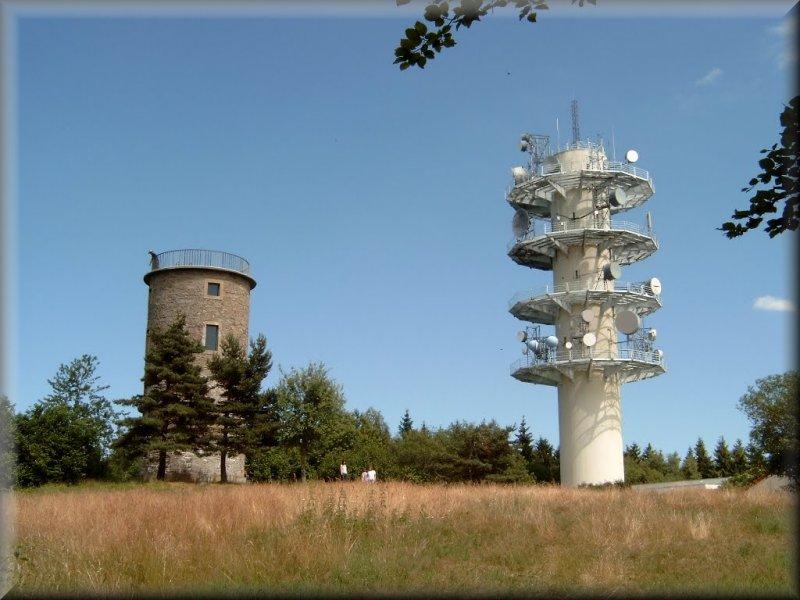 La Tour Matagrin et son Equivalent Moderne