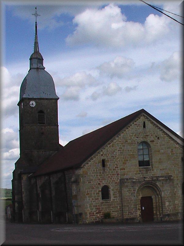 L'Eglise de Serqueux