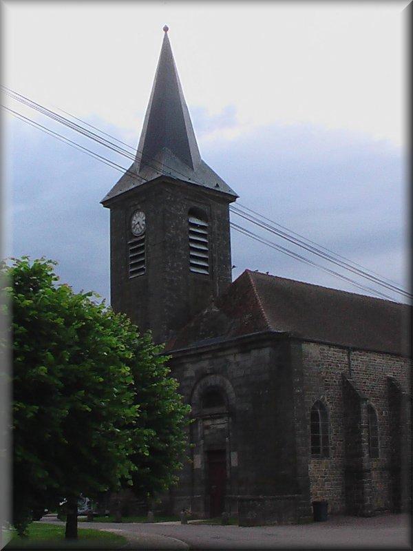L'Eglise de Varennes sur Amance