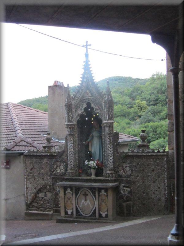 Oratoire à Valfleury