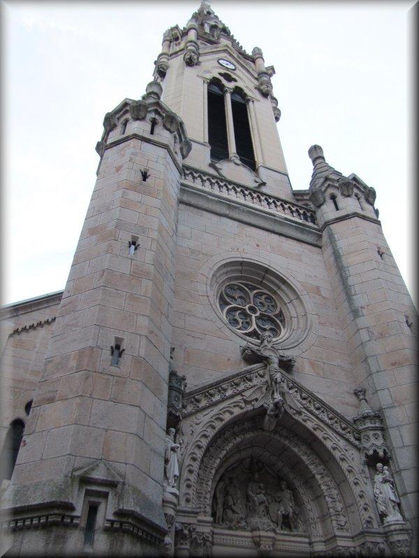 La Clocher de l'Eglise de Valfleury
