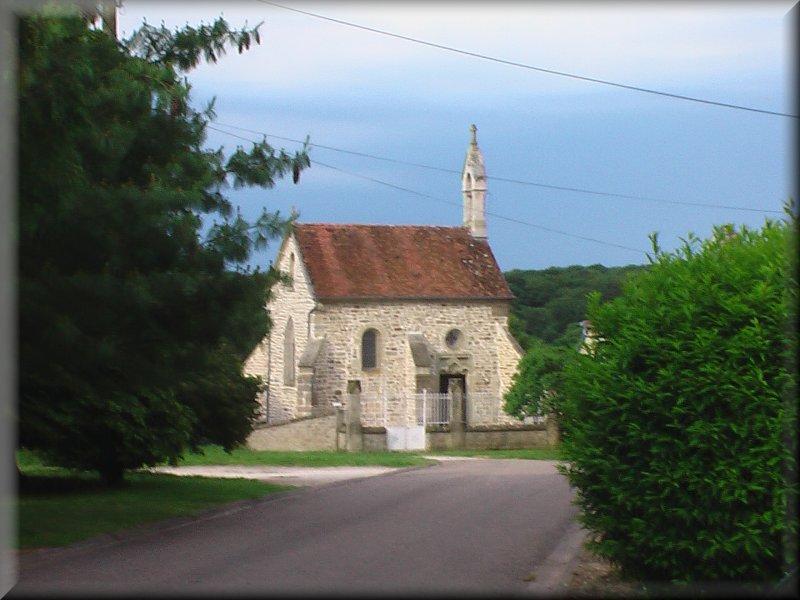 La Chapelle Saint Gengon