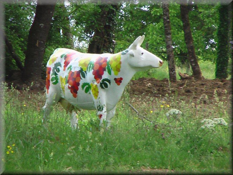 Vache Pétrifiée