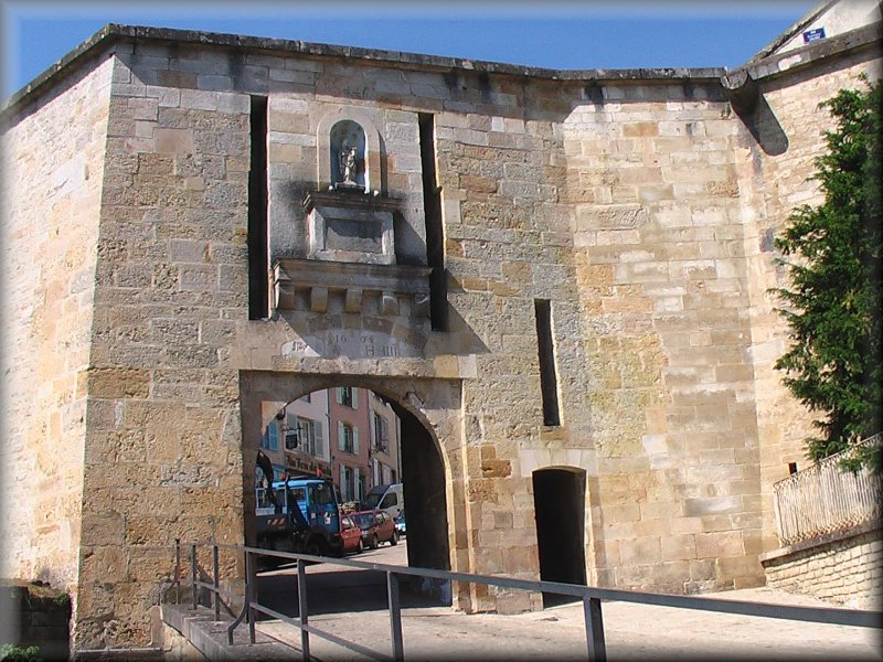 La Porte Henri IV