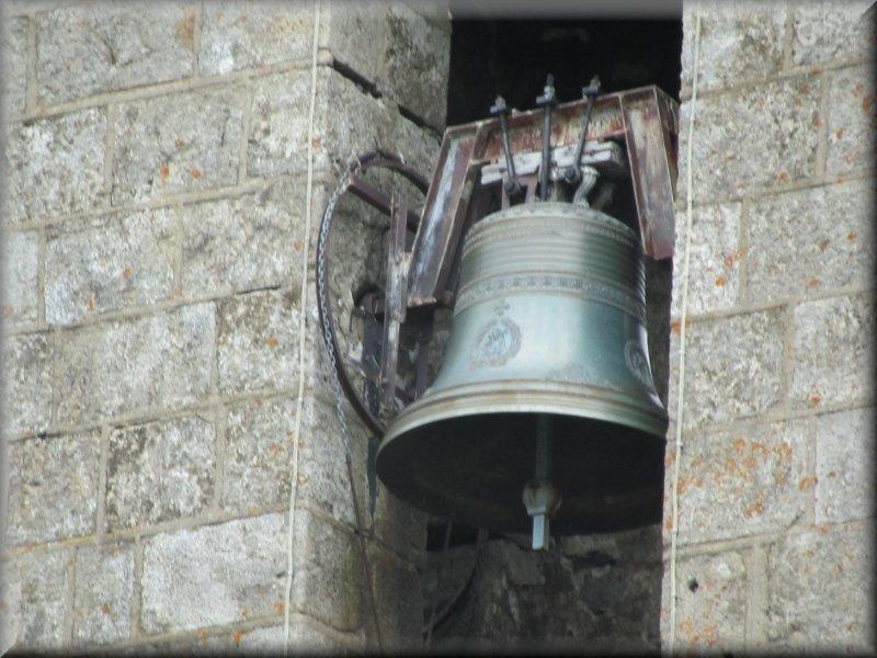La Cloche de l'Eglise de Sainte Eulalie