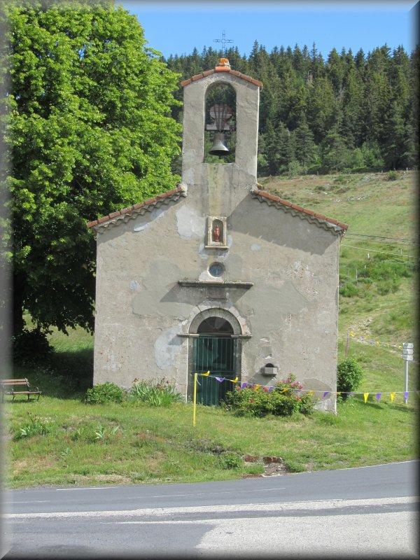 La Chapelle de Le Bez