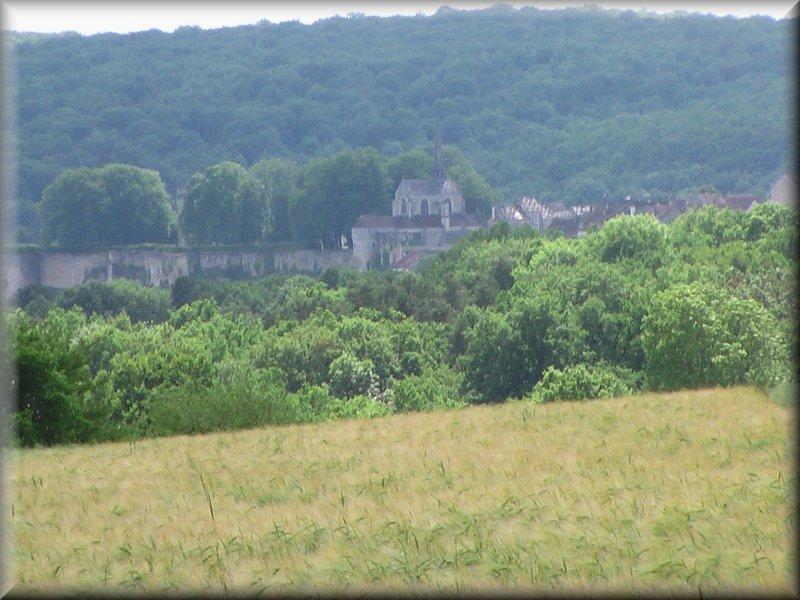 Le Château de Grancey