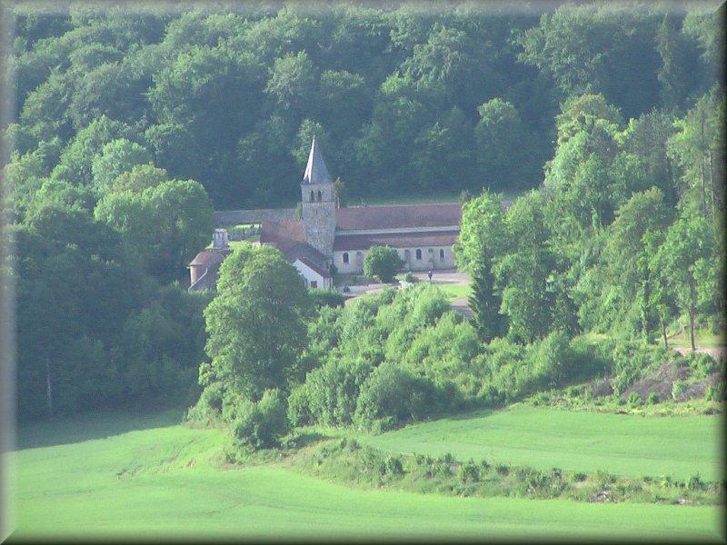 Le Hameau de Saint Germain et son Eglise