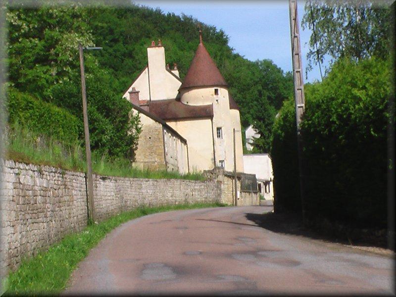 Le Château de Courlon