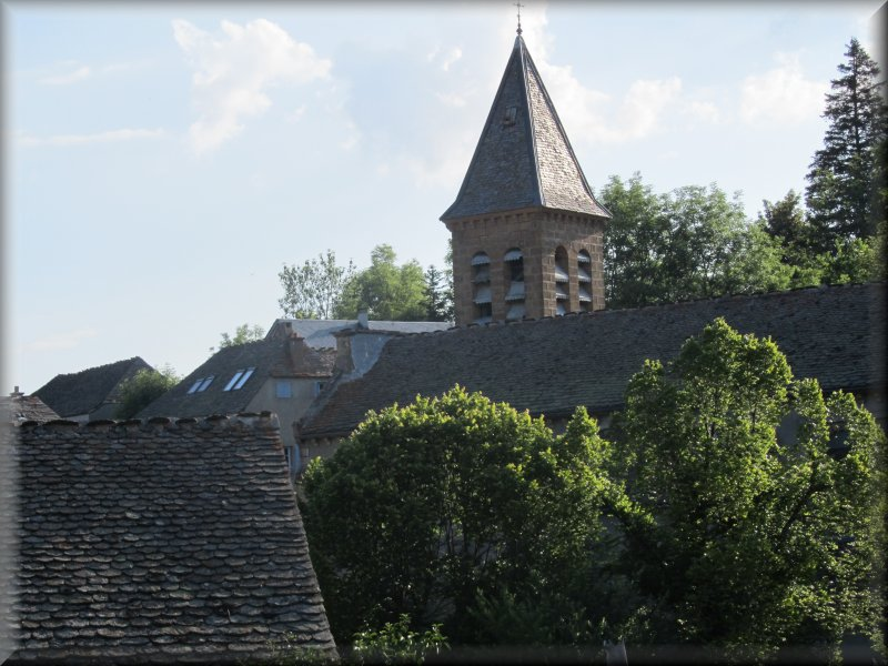 L'Eglise du Bleymard