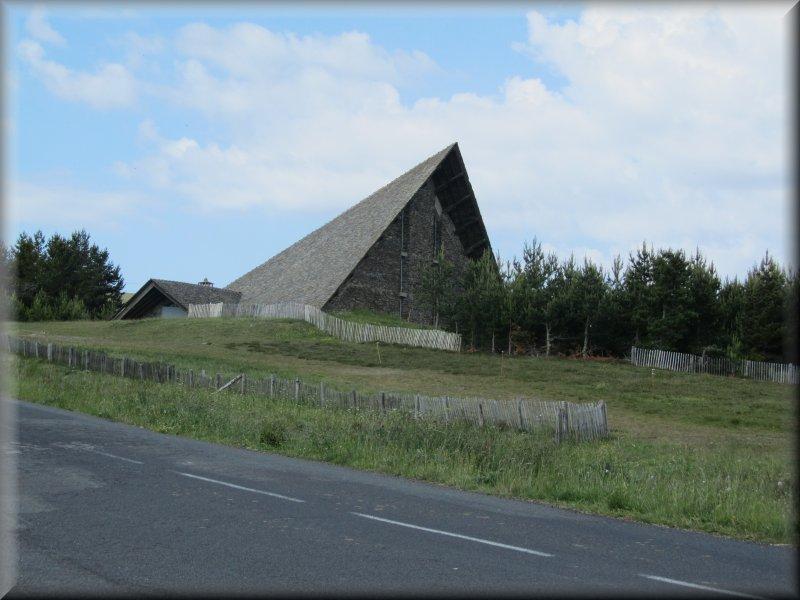 La Chapelle du Mont Lozère