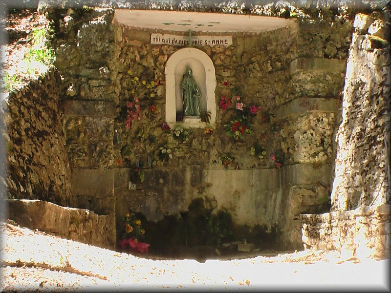 La Fontaine Sainte Anne
