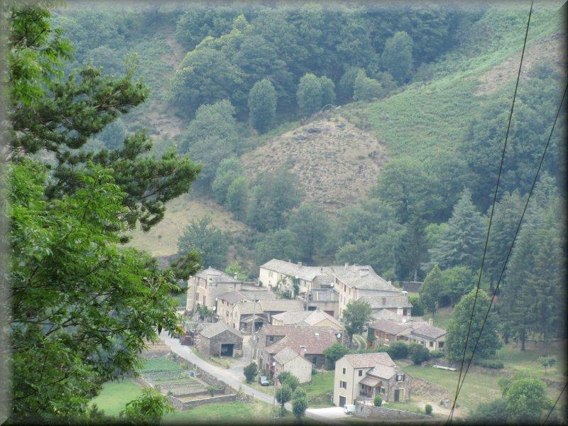 Le Village de Le Vergognous