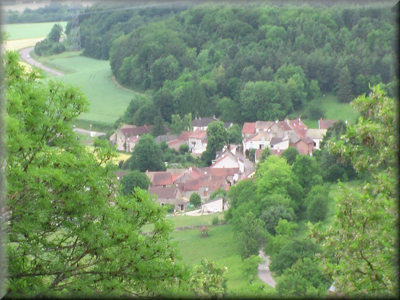 Le Village de l'Etang Vergy