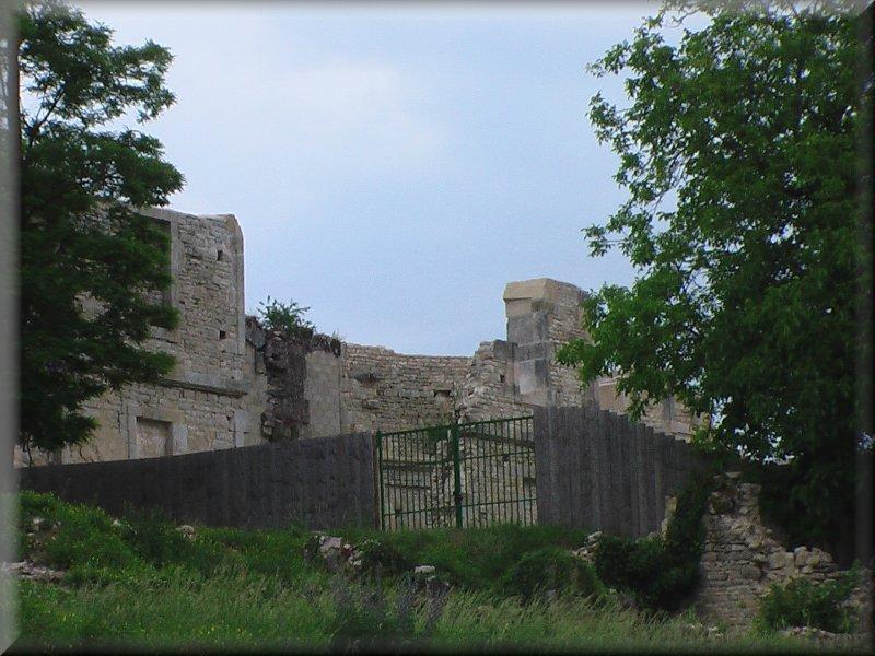Ruines de l'Abbaye de Saint Vivant