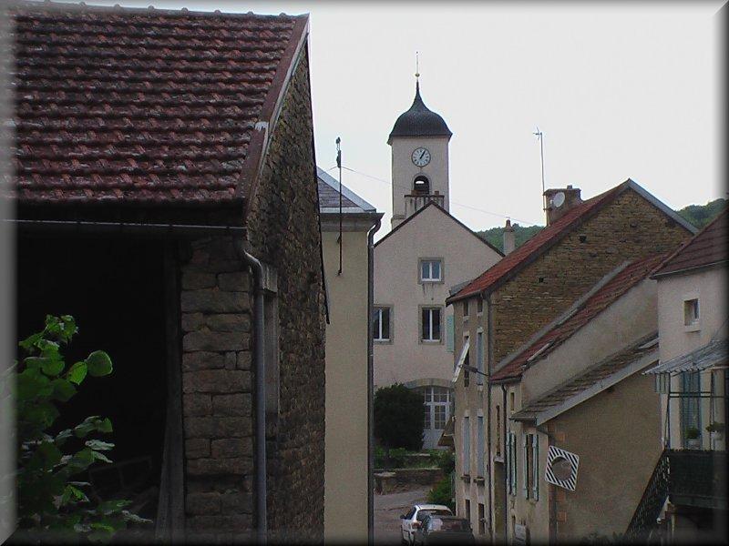 L'Eglise de Bévy