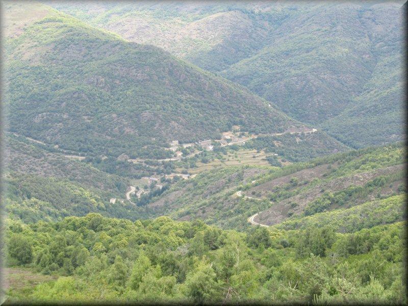 Vue sur la Vallée Borgne
