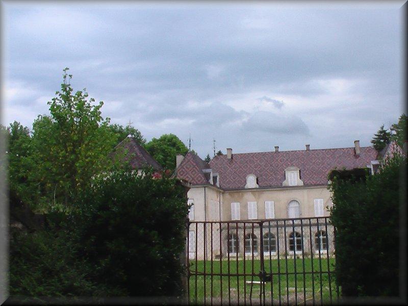 Le Château de Collonges lès Bévy