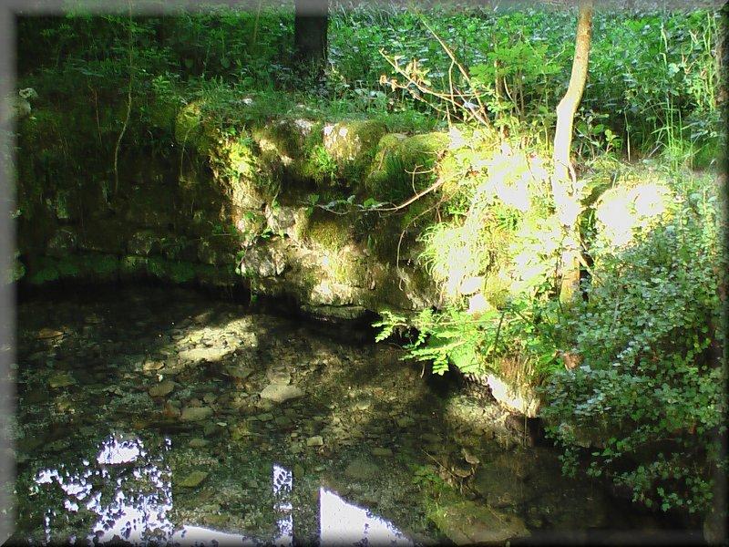 La Fontaine de la Dousse