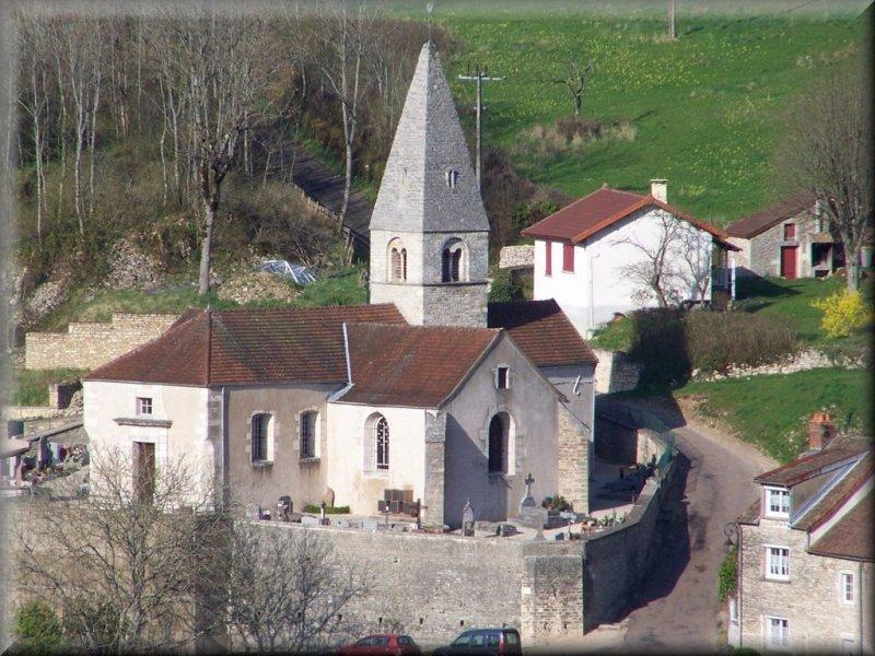 L'Eglise de Bouilland