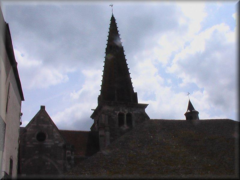 L'Eglise de Nolay