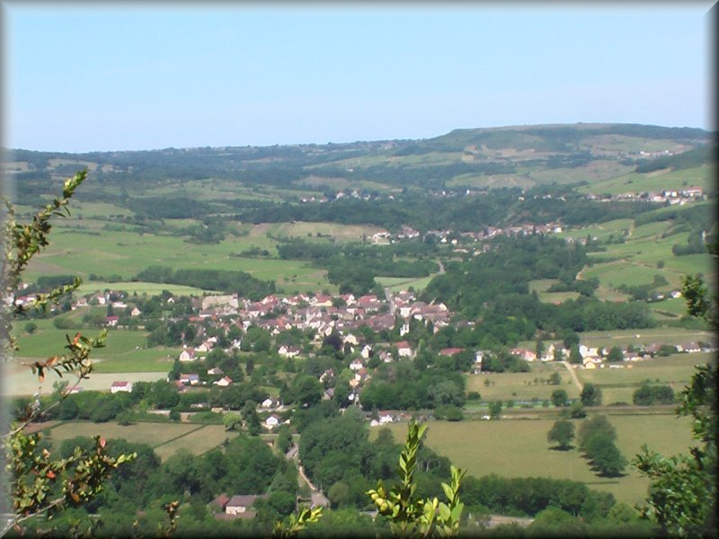 La Vallée de la Cosanne