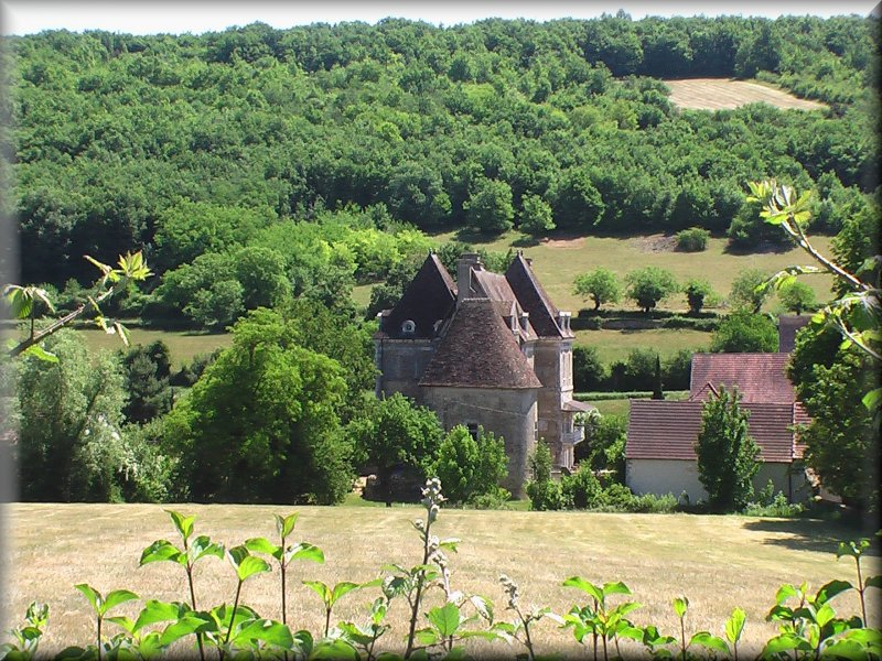 Le Château de Chamilly