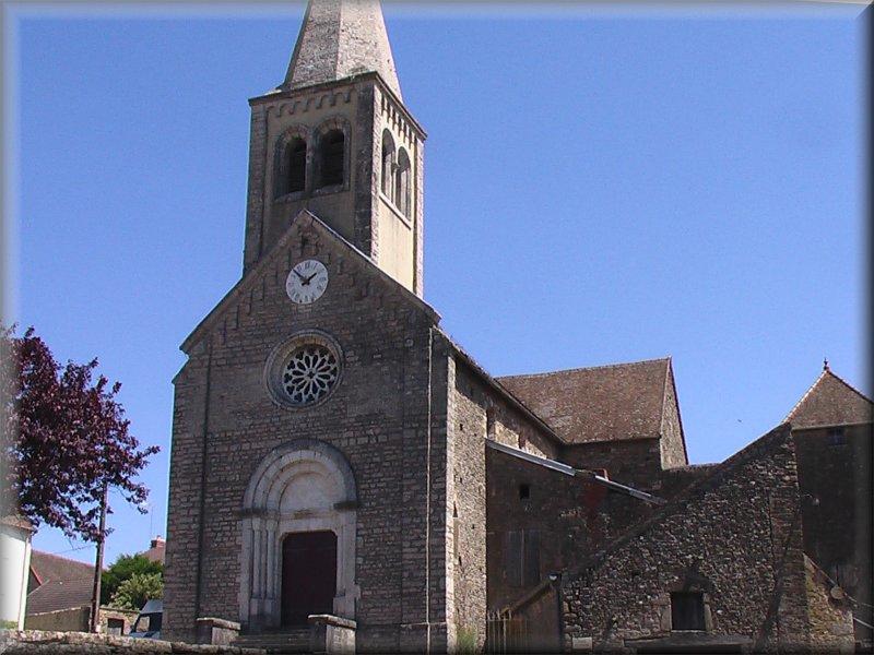 L'Eglise d'Aluze