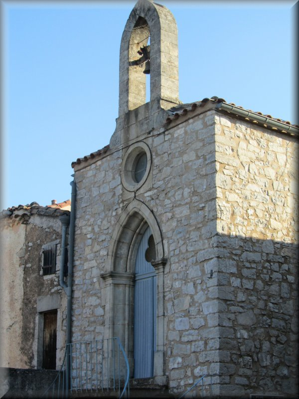 L'Eglise de Saint Maurice Navacelles