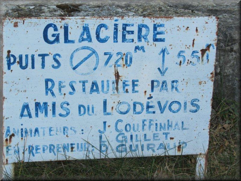 La Glacière de Saint Maurice Navacelles