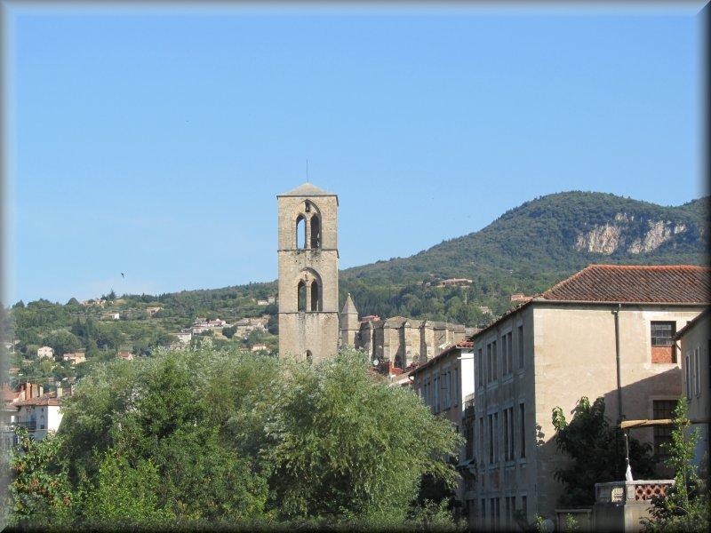 La Cathédrale St Fulcran à Lodève