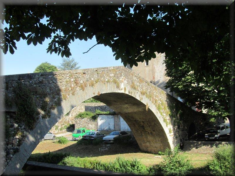 Pont sur la Soulondres à Lodève