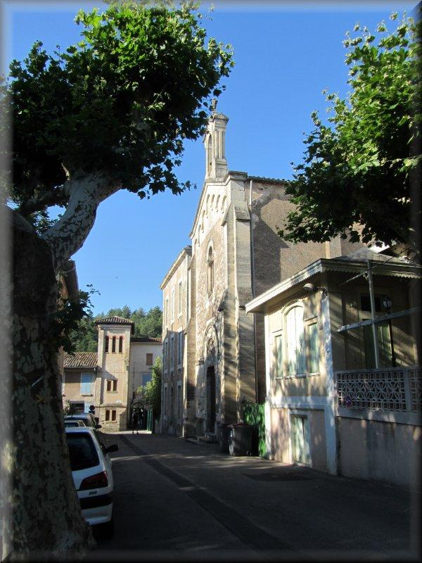 Eglise à Lamalou les Bains