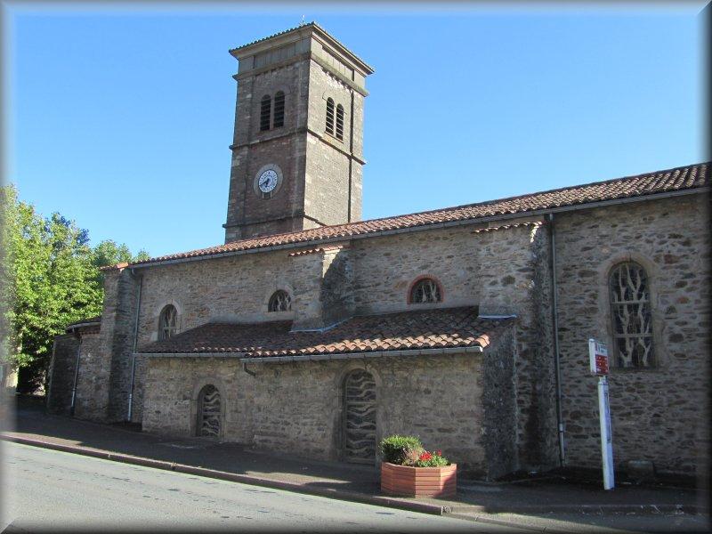 L'Eglise de Labastide Rouairoux