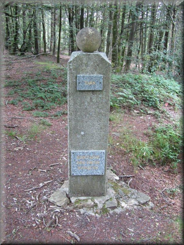 La Borne des Trois Evêques, Tarn
