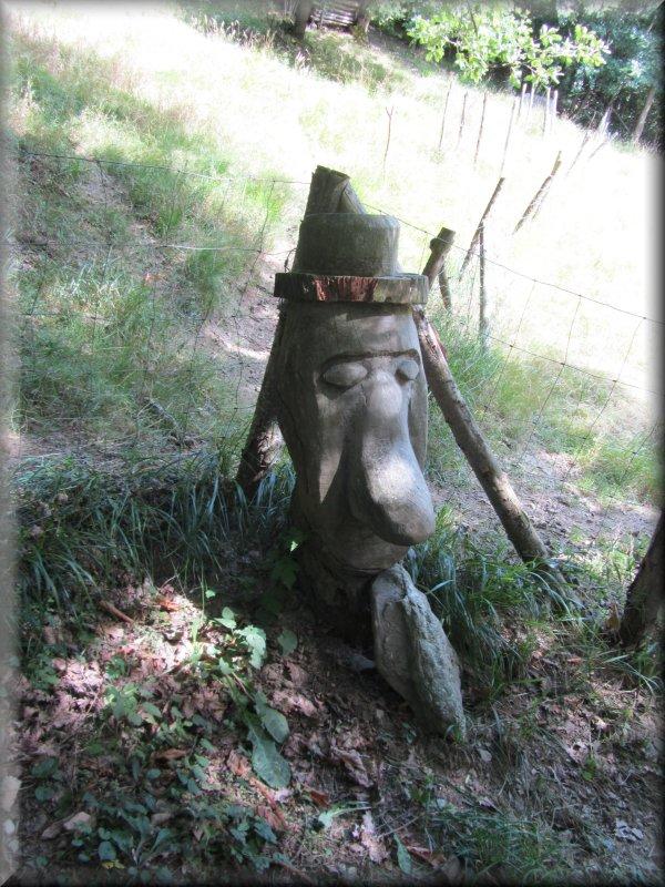 Sctulpture sur Bois