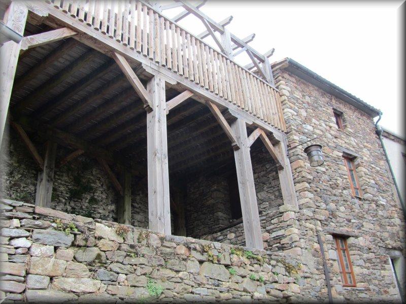 Maison à Hautpoul