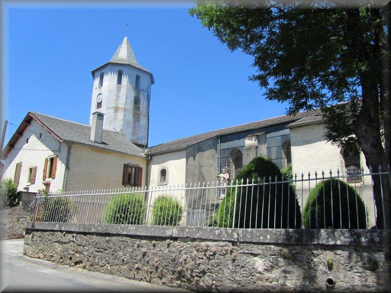 L'Eglise d'Arfons