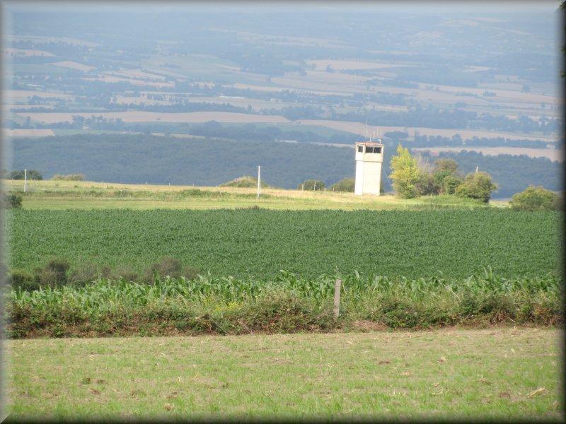 Une Tour de Guet dans la Plaine du Lauragais