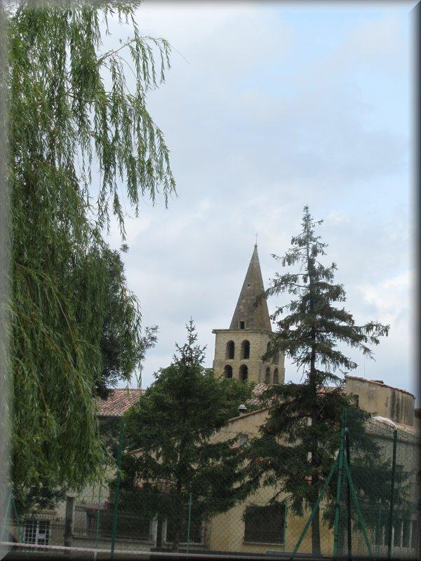 L'Abbaye de Saint Papoul