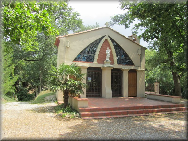 Le Sanctuaire de Notre Dame de Bassens