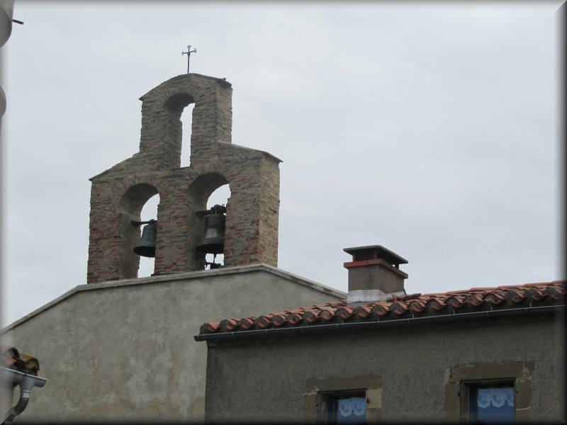 le Clocher de l'Eglise de Hounoux
