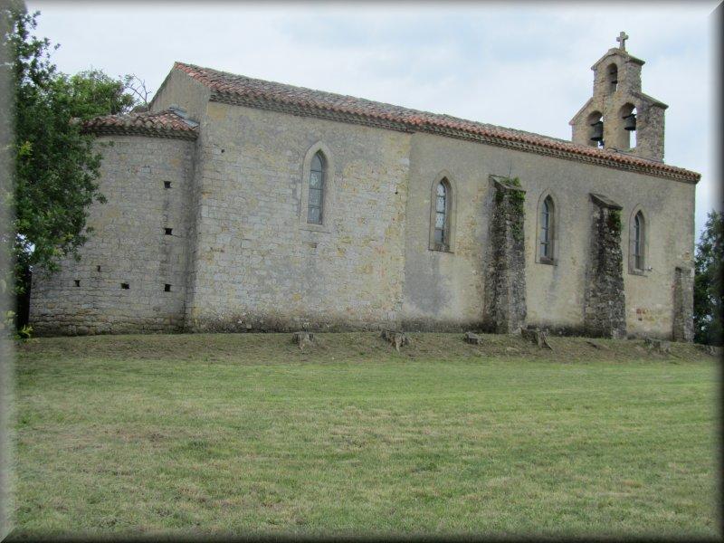 L'Eglise de Cagnoulet