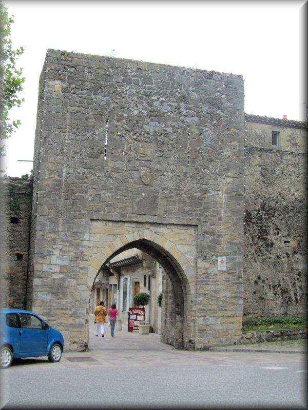 Porte d'Entrée à Mirepoix